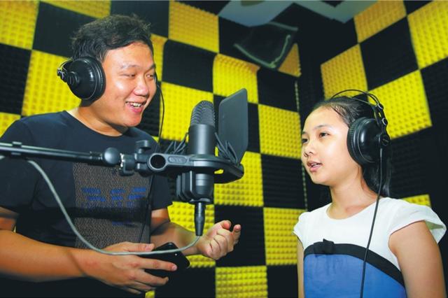 本土音乐人蔡科文澄迈组团创作海南话童谣