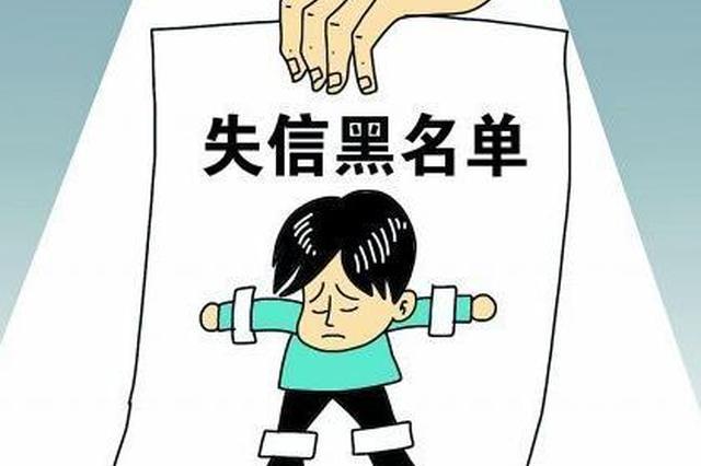 失信黑名单| 澄迈法院发布第1批失信被执行人员名单