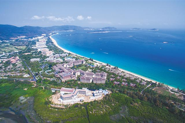 力塑海南旅游名片 亚龙湾全方位打造国家级旅游度假区