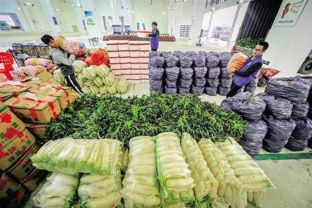 海口蔬菜批发及零售价格缓慢回落 回归正常仍需时间