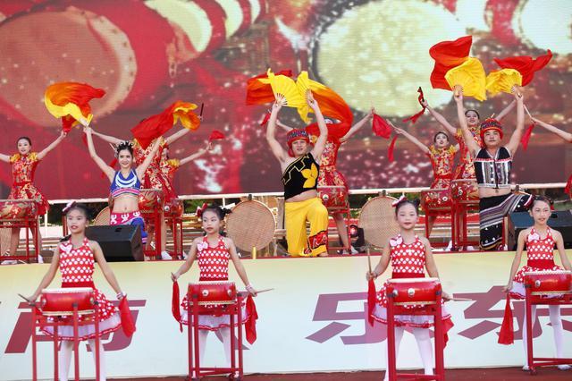 2018年海南(乐东)农民丰收节开幕