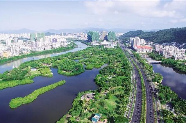 海南谋划2019年省重点项目 将以这三个产业为主导