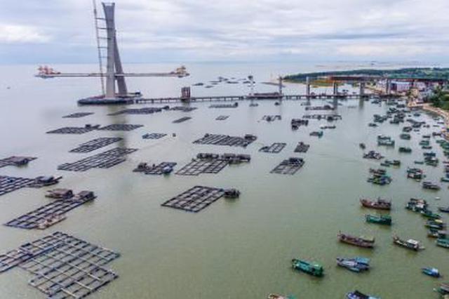 海南文昌铺前渔港:疍民不舍的家 华侨梦绕的根