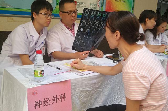 """上海""""银蛇奖"""" 和""""左英护理奖""""获奖医疗专家来琼义诊"""