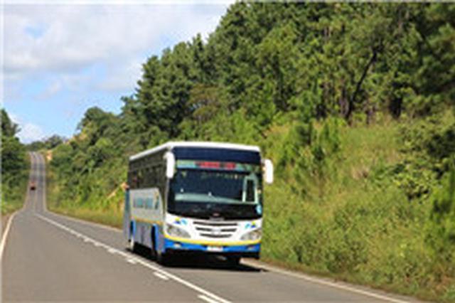 到2020年 海南所有具备条件的行政村实现通客车