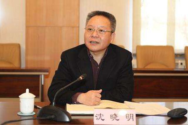 海南与招商局集团举行工作座谈 沈晓明李建红参加