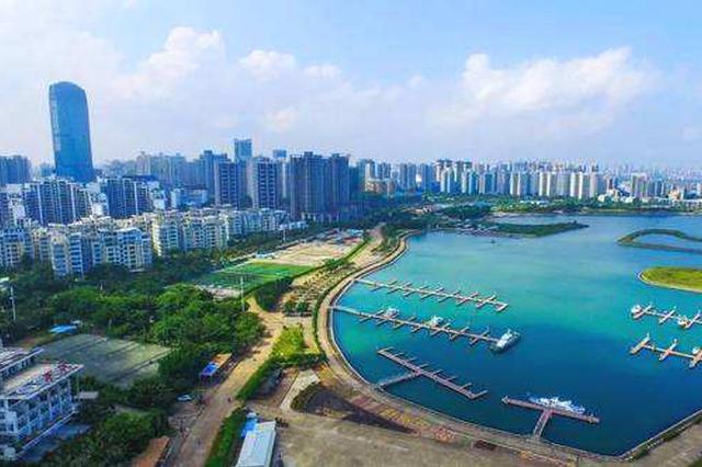 前三季度海南省重点项目累计完成投资463.6亿元