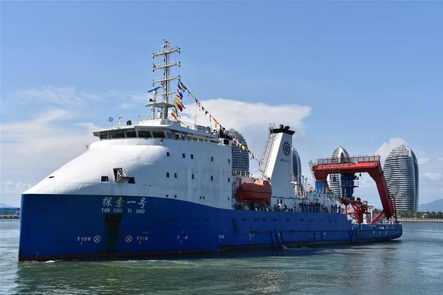 我国第三次万米深渊综合科考任务完成 团队归港三亚