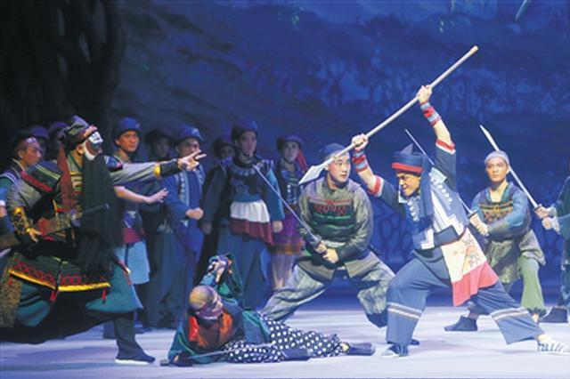 大型原创琼剧《红树林》海口首演 将参加中国戏剧节