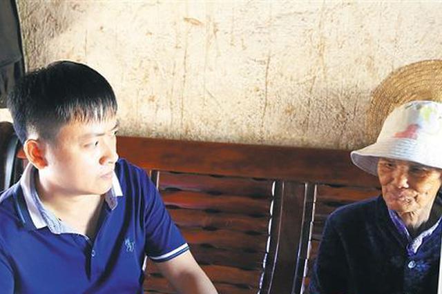 白沙南开村驻村第一书记李盛帅:一身干劲 汇聚脱贫致富动能