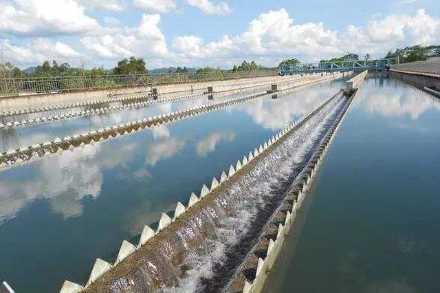 海口力争2020年实现主城区供水能力90万立方米/日