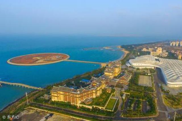 劉賜貴:以一流標準加快規劃建設海口江東新區等地區