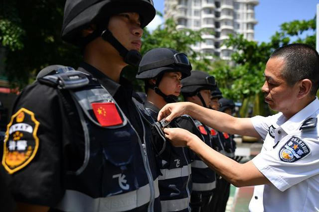 張兆騰:為百姓解難 為公安立信 警民融合一家親