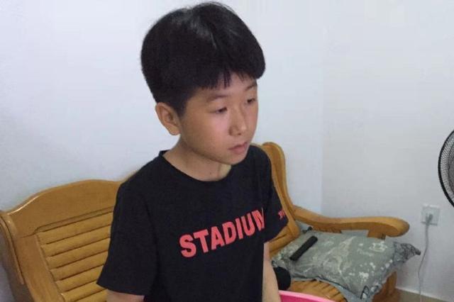 尋人!三亞12歲少年與家人吵架后離家出走 至今未歸
