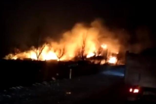 吉林一机械公司爆炸起火致2死24伤 排除暴恐行为