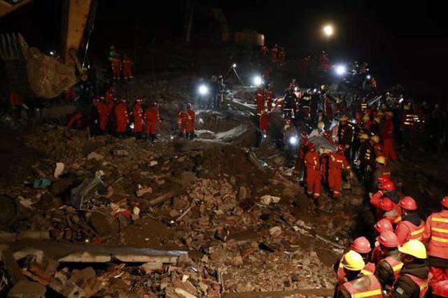 四川叙永山体滑坡事故已救出8人 3人送医途中死亡