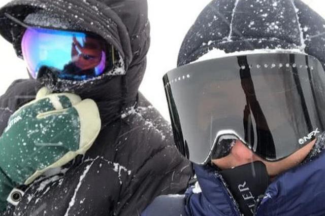 刘嘉玲梁朝伟圣诞假期赴日本滑雪 恩爱甜蜜全程低调