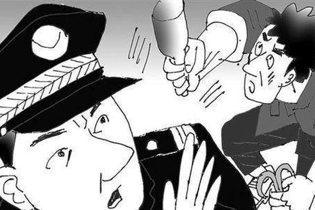 东方:女子阻碍执法并殴打执法人员 被依法行政拘留5日
