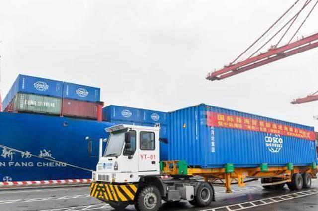 开门红 海南1月外贸进出口总值同比猛增