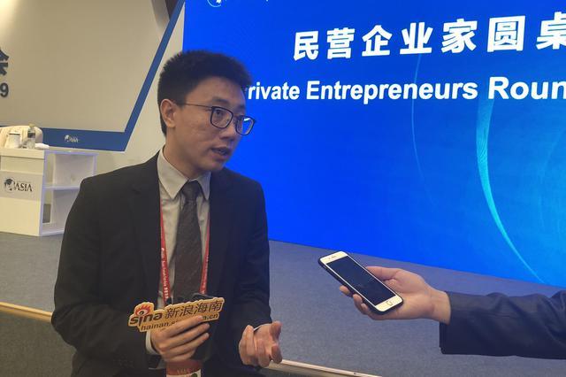 王宇丰:企业全球化经营能更好的满足日益增长的消费需求