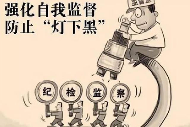 """严防""""灯下黑"""" 昌江为?#22270;?#30417;察干部健全廉政档案"""