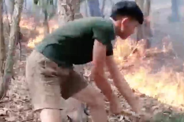 东方八所一村子发生火灾 7名中学生勇敢救火获赞