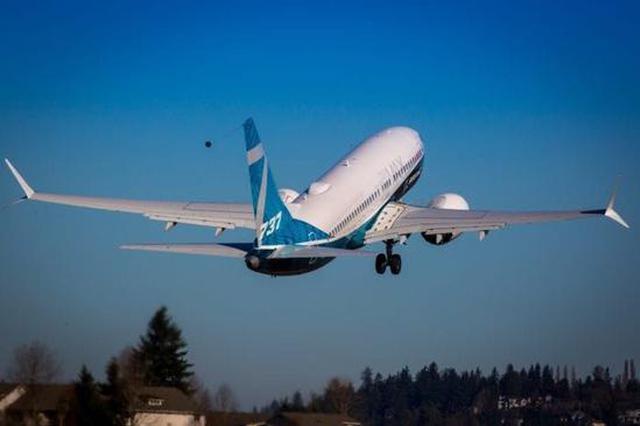 海南航空就737MAX8停飞向波音公司提出索赔