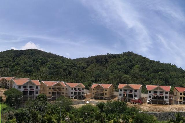 海南首个乡村海绵化工程将落地三亚力村 生活排污超直排标准