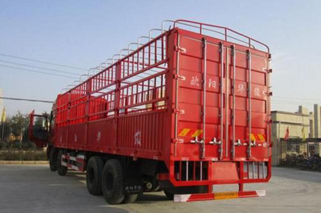 海南这7辆货车厉害了,超载100%!被罚款2000元扣6分
