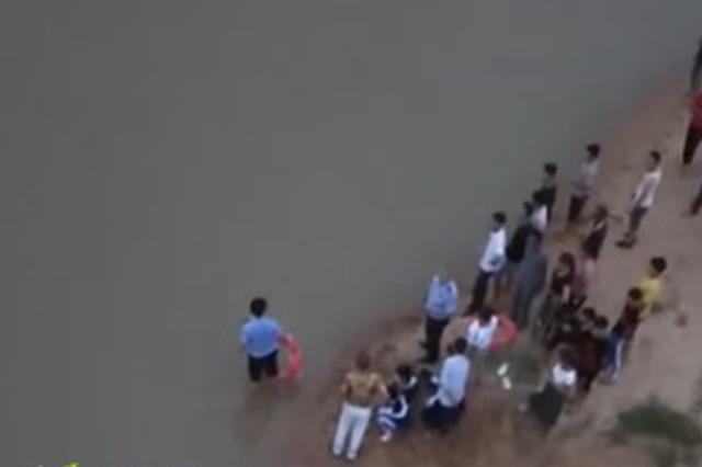 海口4名初中女生水边拍照玩耍 2人失足落水1人溺亡