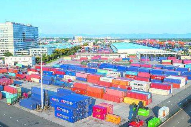 1-5月海南外贸进出口总值383.9亿元 同比增长45.6%