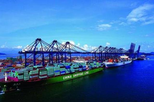 2019年前5个月海南服务出口同比增长近50%