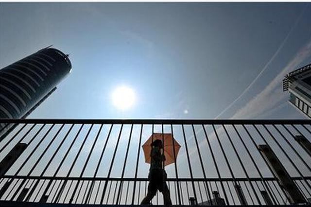 海南继续发布高温四级预警 9市县将出现37℃以上高温