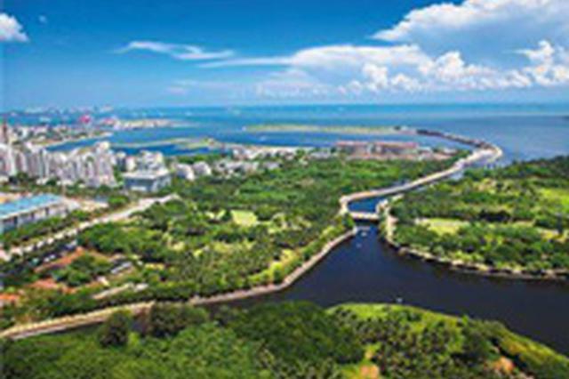海南固定资产投资降幅进一步收窄 非房地产投资占比提高