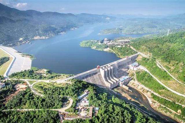 """水网建设为海南""""解渴"""" 一批重点水利工程加快落地"""