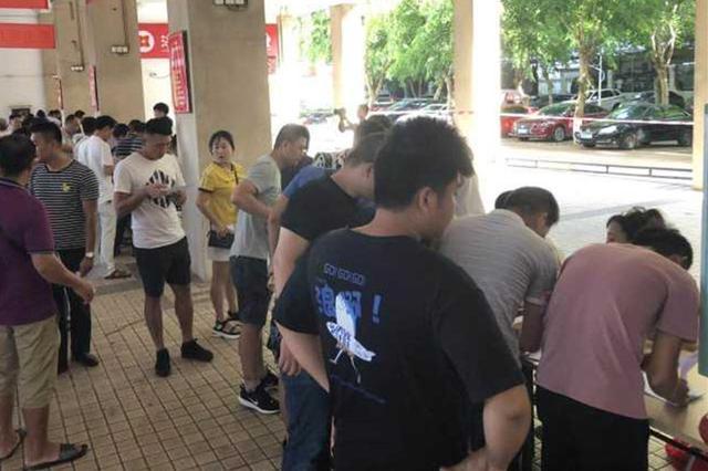 海南高职院校举办对口单招考试 数千名退役军人应试