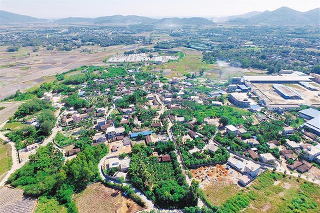 """海南出台意见加强传统村落保护 要求""""一村一档""""建立传统村落"""