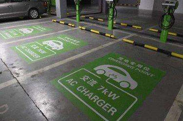 三亚新规:新建停车场充电车位比例不低于20%