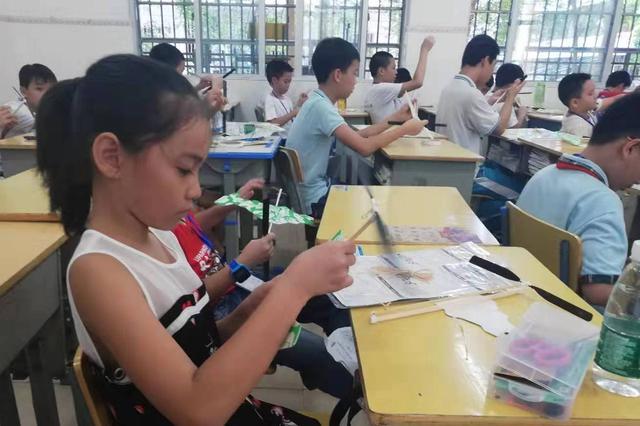 三亚市青少年航模及电子制作教育竞赛决赛开赛