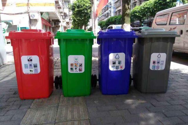 群众反映垃圾桶有异味 海口龙华区加强清运随满随清