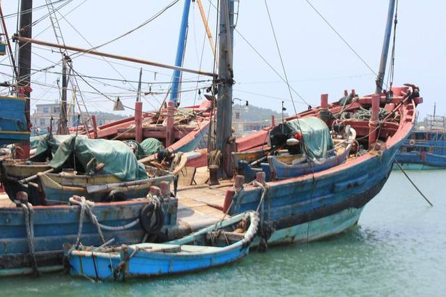 历时3个半月的伏季休渔期结束 南海8月16日开渔
