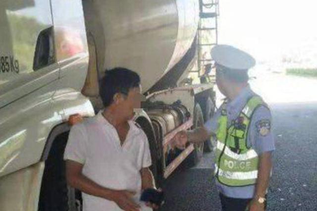 逢五必查!儋州交警查处各类交通违法267起 2人被行政拘留