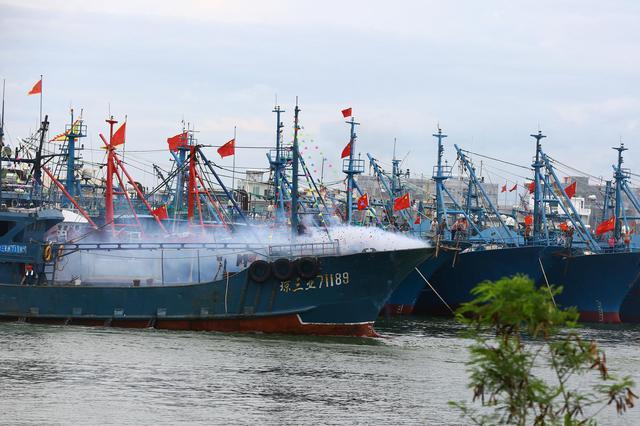 2019南海开渔节举行 三亚联手京东打造全国渔货集散中心