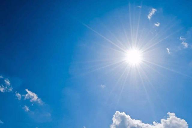 """致""""热疯了""""的海南人民:这是一则""""清凉""""的天气预报"""