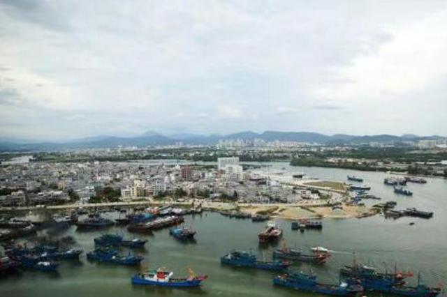 南海伏季休渔结束 海口海事局密切监控出海渔船