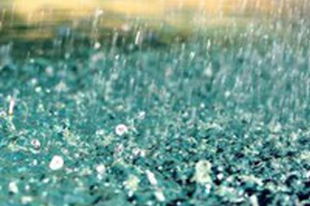 未来一周海南大部地区有降水 局地需防雷雨大风等强对流天气