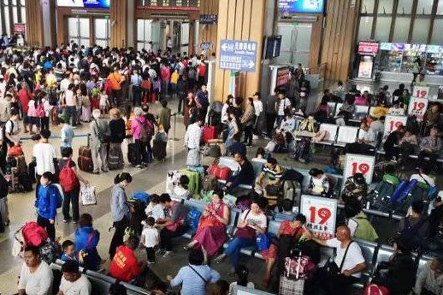暑运期间三亚火车站共发送旅客88.51万人次