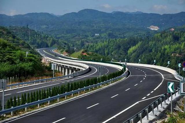 文琼高速公路本月底通车 文昌到琼海缩短至半小时