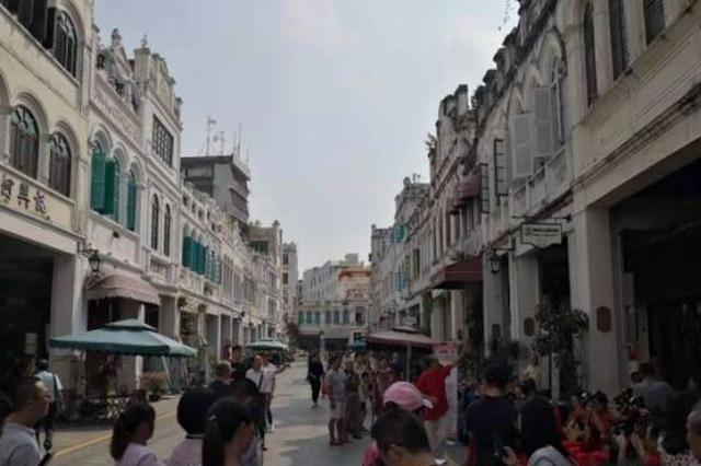 海口中秋小长假旅游产品丰富 景区接待量大幅上涨