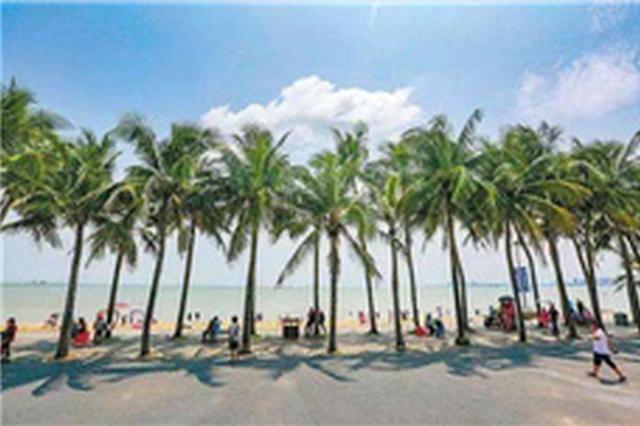 海口中秋小长假接待游客26.31万人次 短线游成主流